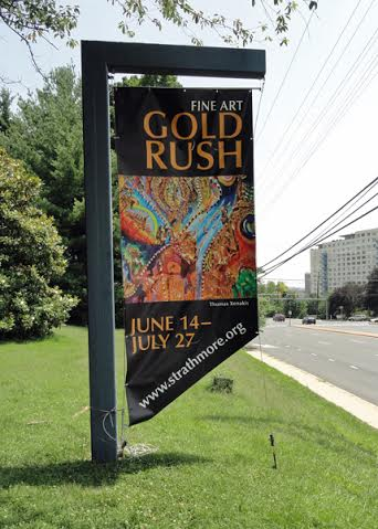 GOLD RUSH Virtual Gallery